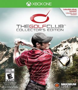 The Golf Club Collectors Edition Xbox One Original Usado  - Place Games