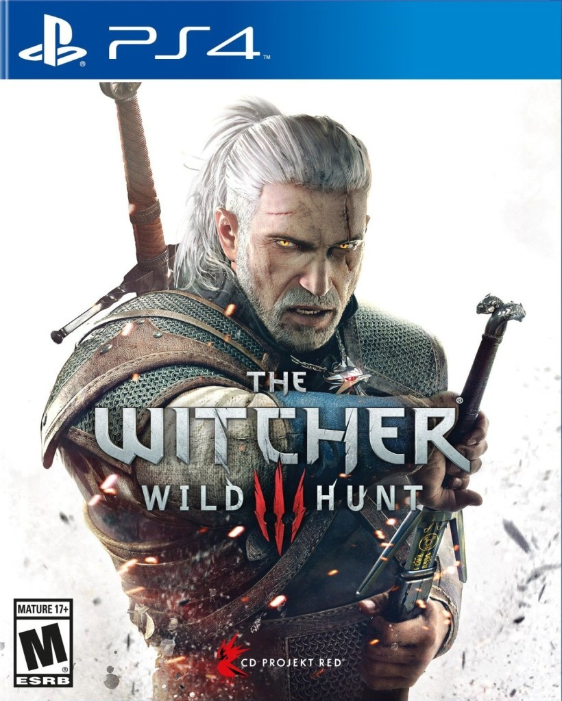 The Witcher 3 - Wild Hunt Playstation 4 Original Usado  - Place Games
