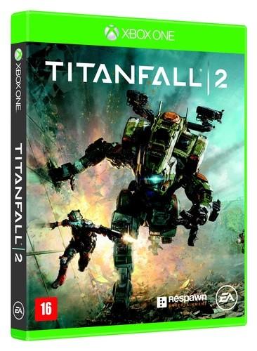 Titanfall 2 Xbox One Original Lacrado  - Place Games