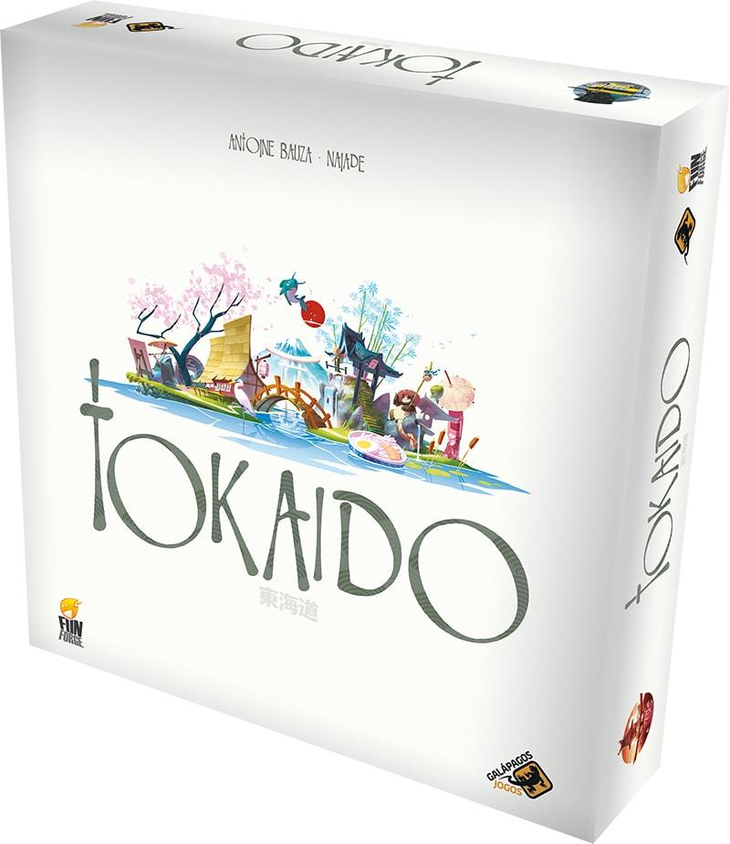 Tokaido Galapagos TOK001  - Place Games