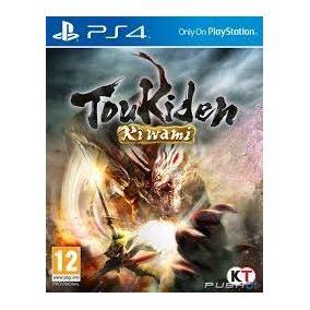 Toukiden - Kiwami Playstation 4 Original Usado  - Place Games