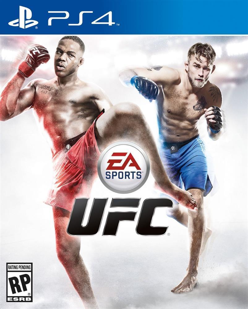 UFC Playstation 4 Original Usado  - Place Games