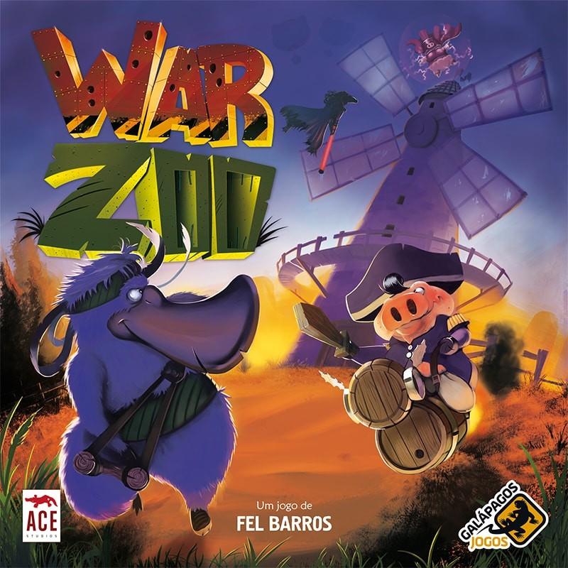 Warzoo Galapagos WRZ001  - Place Games