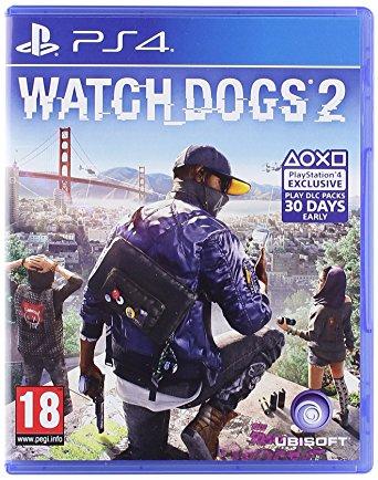 Watch Dogs 2 Playstation 4 Original Usado  - Place Games