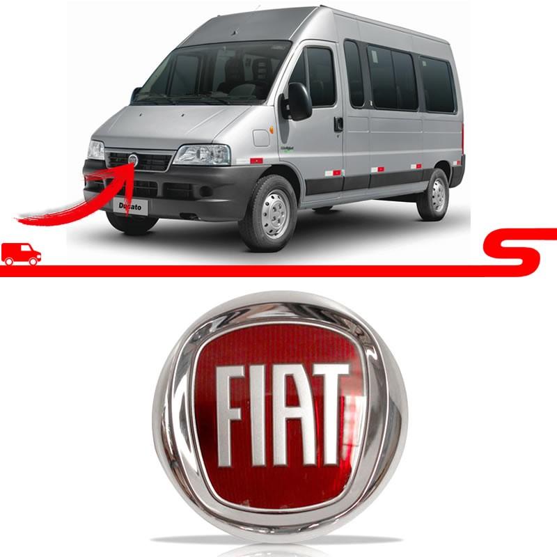 Emblema Ducato grade Fiat original