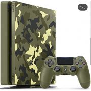 Console Playstation 4 1 Tera Call Of Duty Camuflado Especial