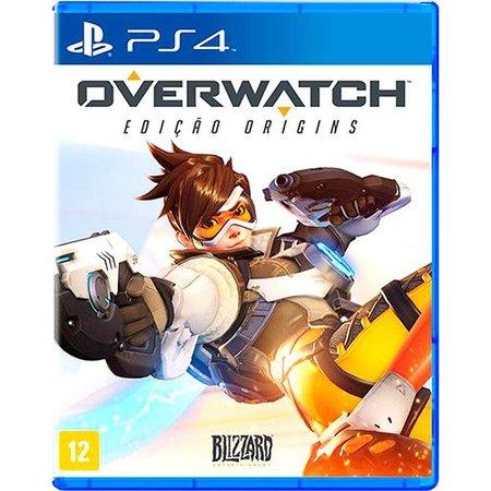 Game Overwatch: Edição Origins - PS4