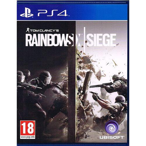 Game - Tom Clancys Rainbow Six Siege - PS4