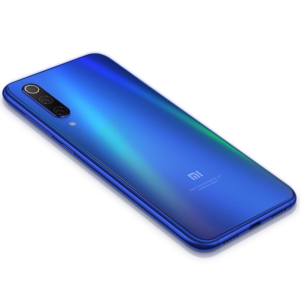 Smartphone Xiaomi Mi 9SE, 128GB, 48MP, Tela 5.97´, Azul e Preto