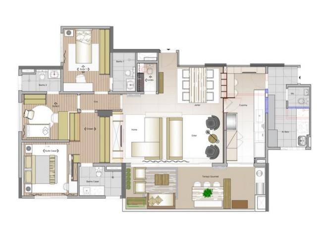 Curso Online Projeto Executivo para Arquitetura de Interiores de A a Z