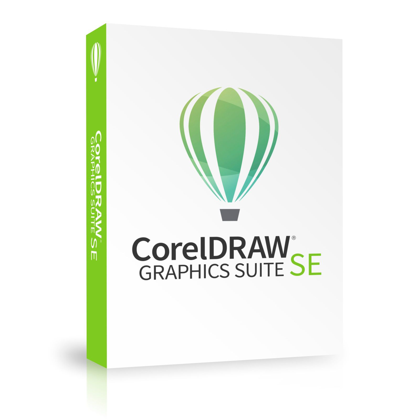 CorelDRAW Graphics Suite SE 2019