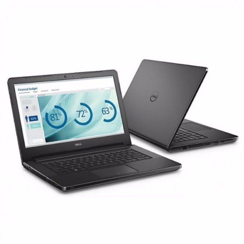 NOTE DELL VOSTRO 3468 I5-7200U WIN 10 PRO 4GB 500GB DVDRW 1 ONSITE