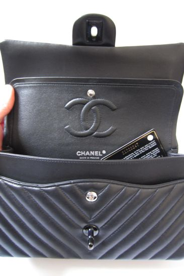Bolsa Chanel All Black