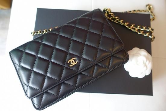 Bolsa Chanel Woc Clutch