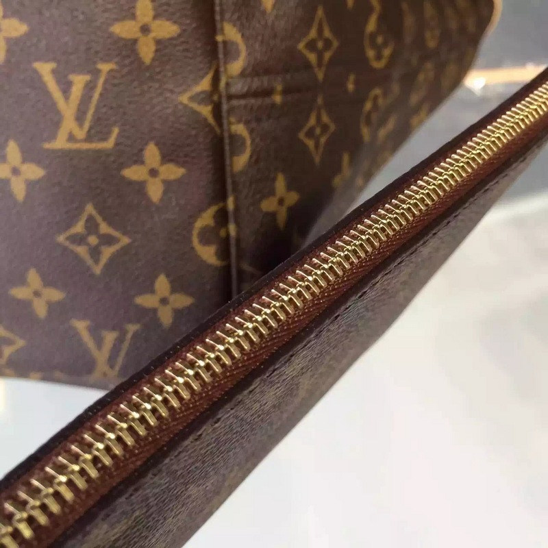 Bolsa Louis Vuitton Neverfull Monogram Canvas