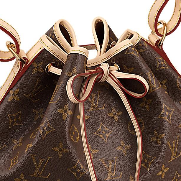 Bolsa Louis Vuitton Petit Noe
