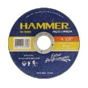 DISCO DE CORTE INOX 115 4.1/2X1,0X22,2 HAMMER