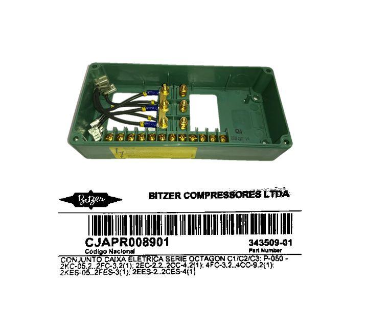 CJ CAIXA ELETRICA - C1/C2 (C3 ANTIGO) CE1/CE2