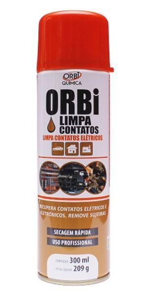 LIMPA CONTATO ELETRICO - ORBI 209G