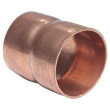 LUVA NORMAL COBRE ASTM-B280 - 2.5/8 x 2,03mm