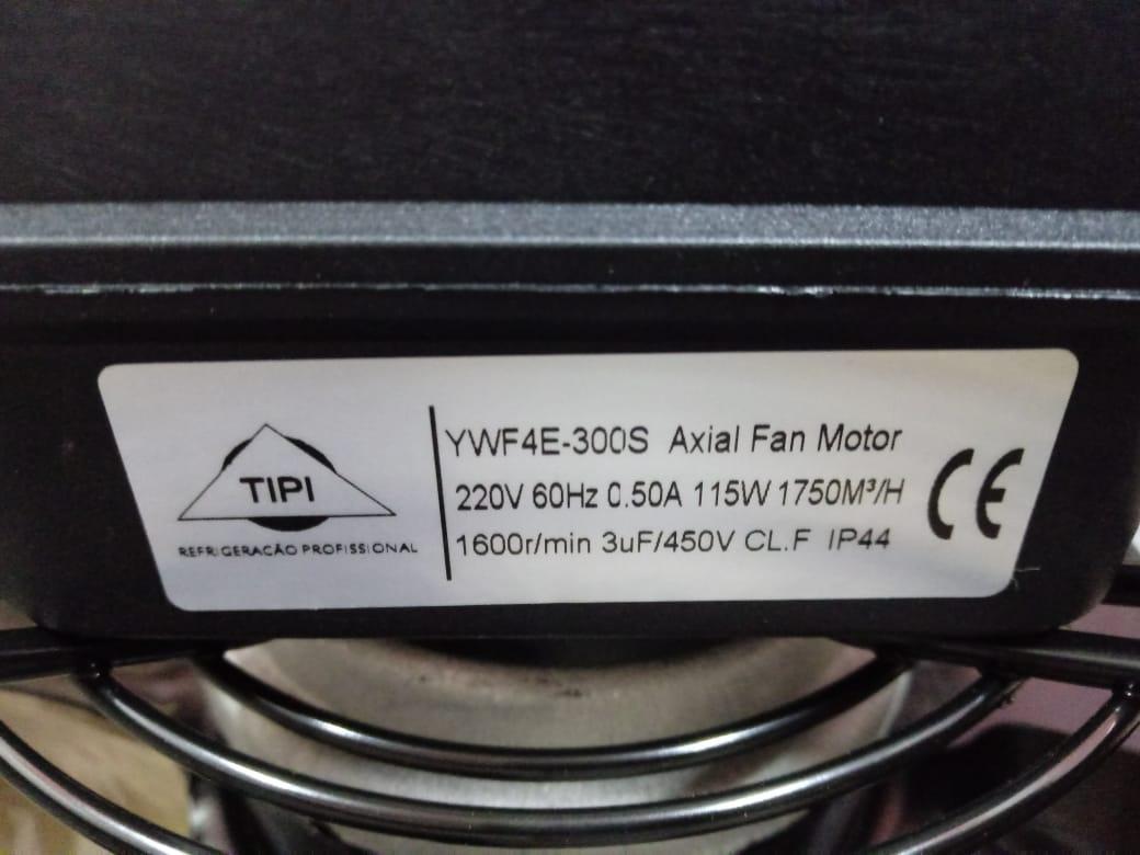 MOTOR VENTILADOR AXIAL EXAUSTAO 300MM 200V 60HZ