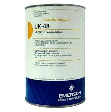 NUCLEO FILTRANTE UK 48 - EMERSON (A0061617)