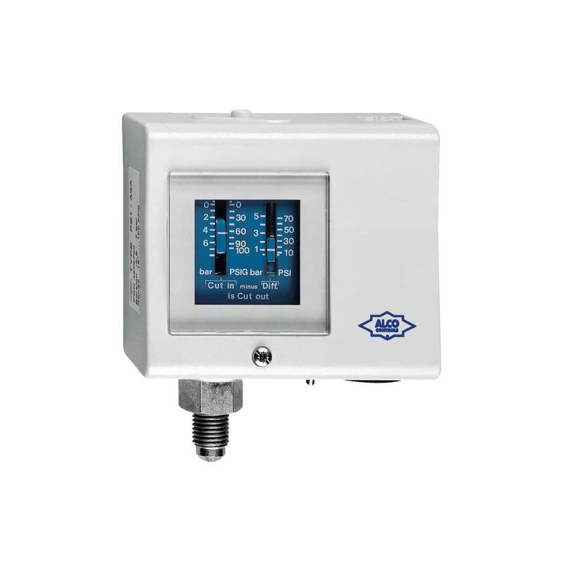 PRESSOSTATO ALTA PS1 - A5A - REARME AUTOMATICO - EMERSON (A0099017)