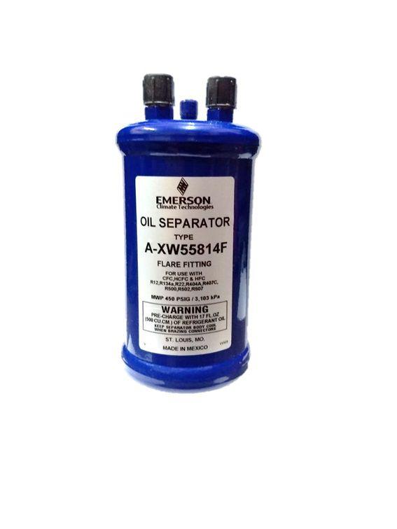 SEPARADOR OLEO A-XW 55814F - 1/2 SAE M - EMERSON (A0065990)