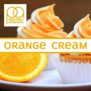 ORANGE CREAM  TPA - 10ml