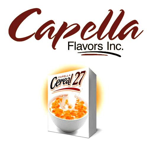 CEREAL 27  CAPELLA - 10 ml  - PLANETA VAPOR