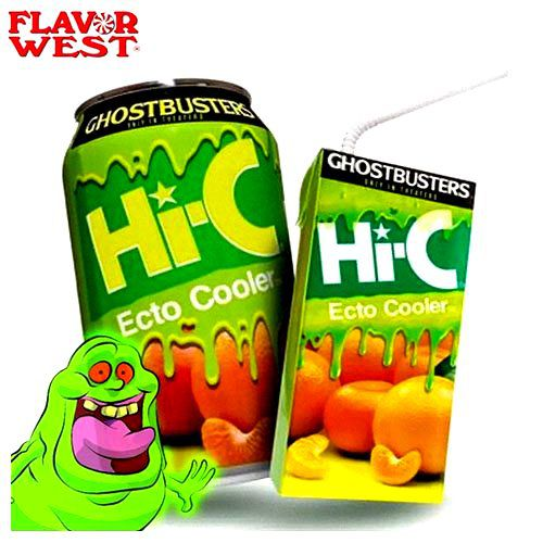 ECTO COOLER DRINK FW - 10ml  - PLANETA VAPOR