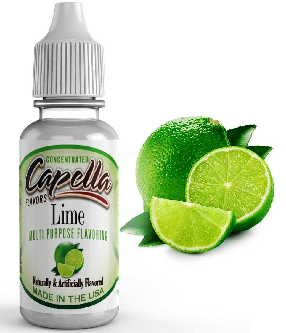 LIME (limão) CAPELLA - 10ml  - PLANETA VAPOR