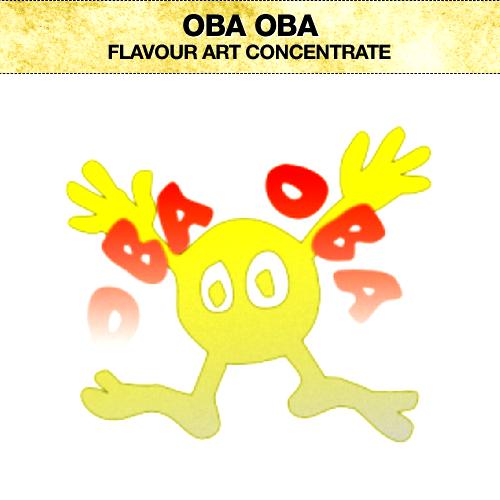 OBA - OBA - FLAVOUR ART 10ml  - PLANETA VAPOR