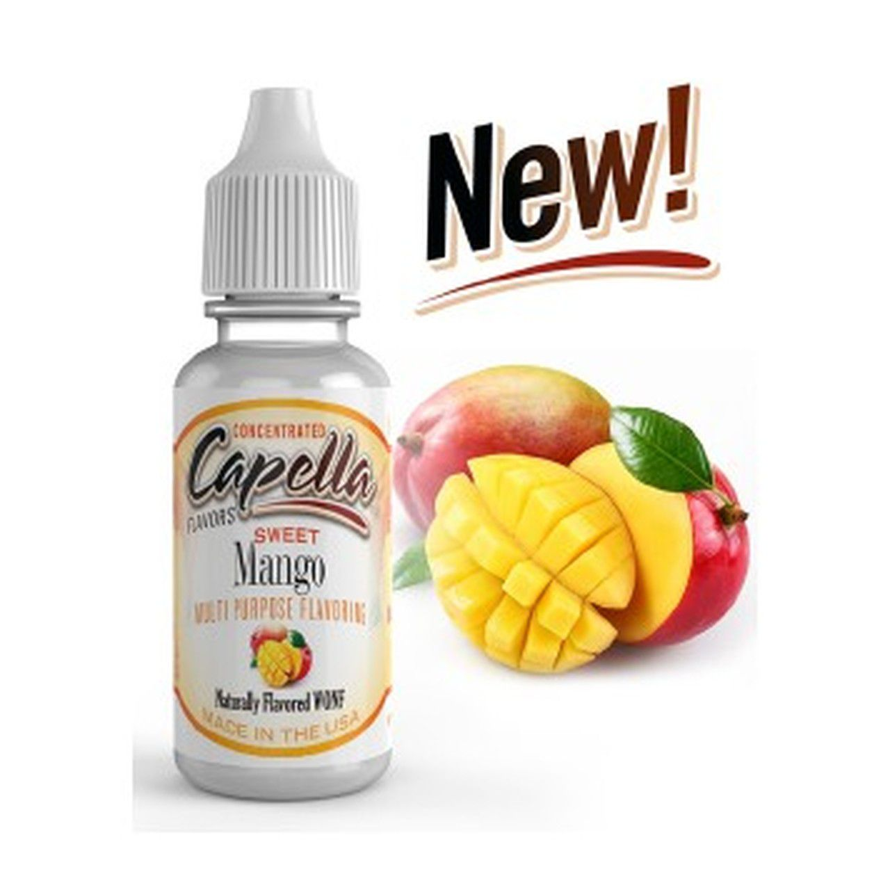 SWEET MANGO - CAPELLA 10ml  - PLANETA VAPOR