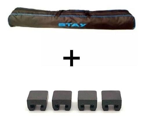 Kit Capa Bag Slim 1100 + Borracha Apoio Dos Braços Slim Anúncio com variação