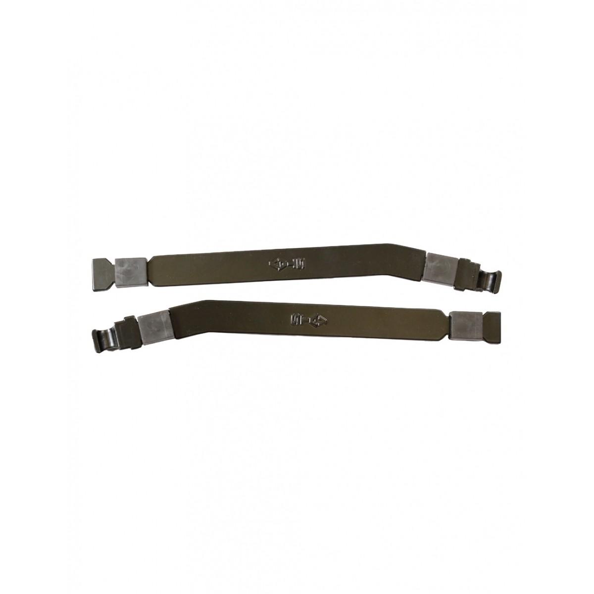 Par de Braços Curvos (longarinas) Slim / Compact 29 cm