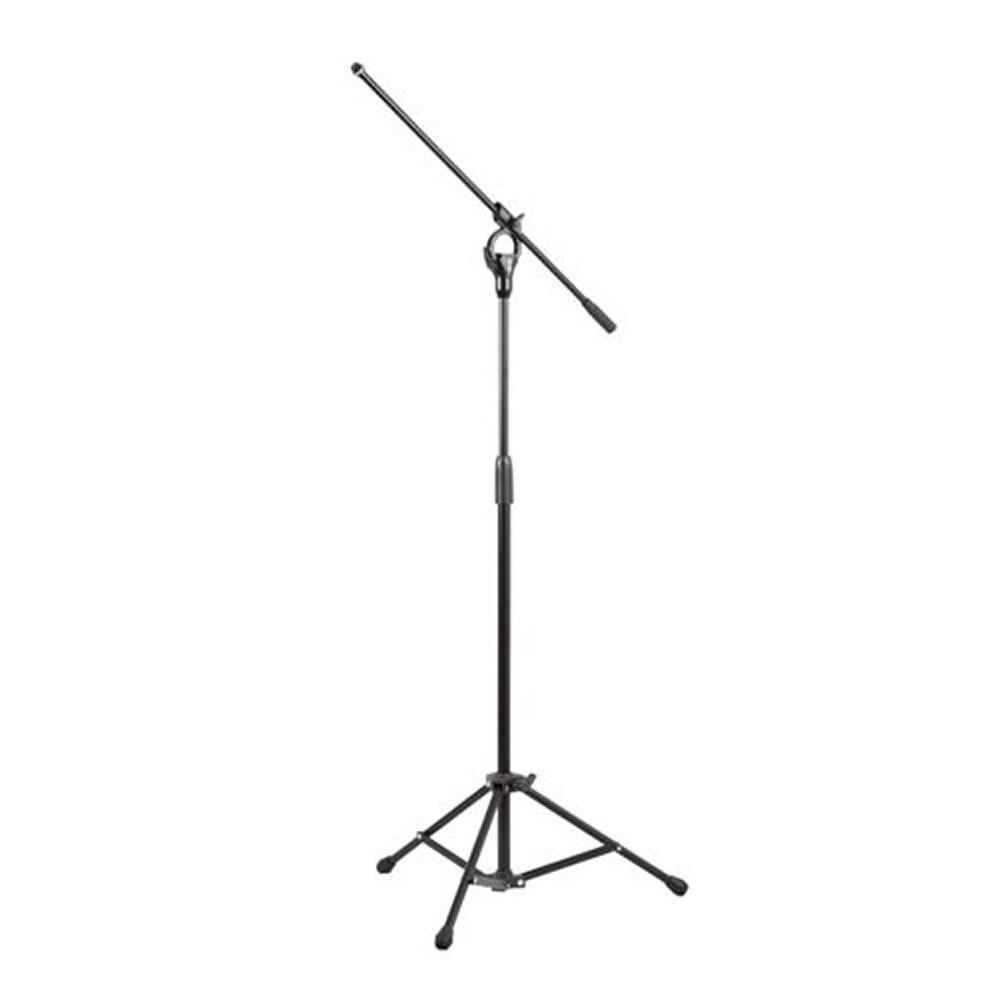 Pedestal de Microfone Stay Modelo Girafa com Tripé Articulado