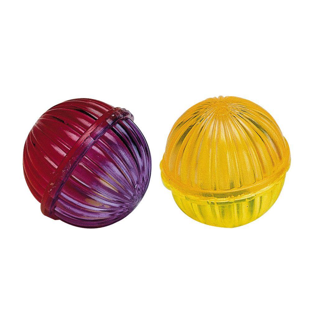 Brinquedo Bola Translúcida - Ferplast