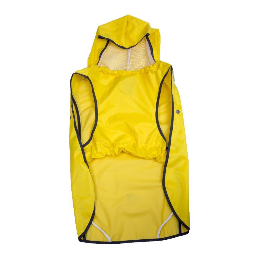 Capa de Chuva Amarela - Aliie Pet