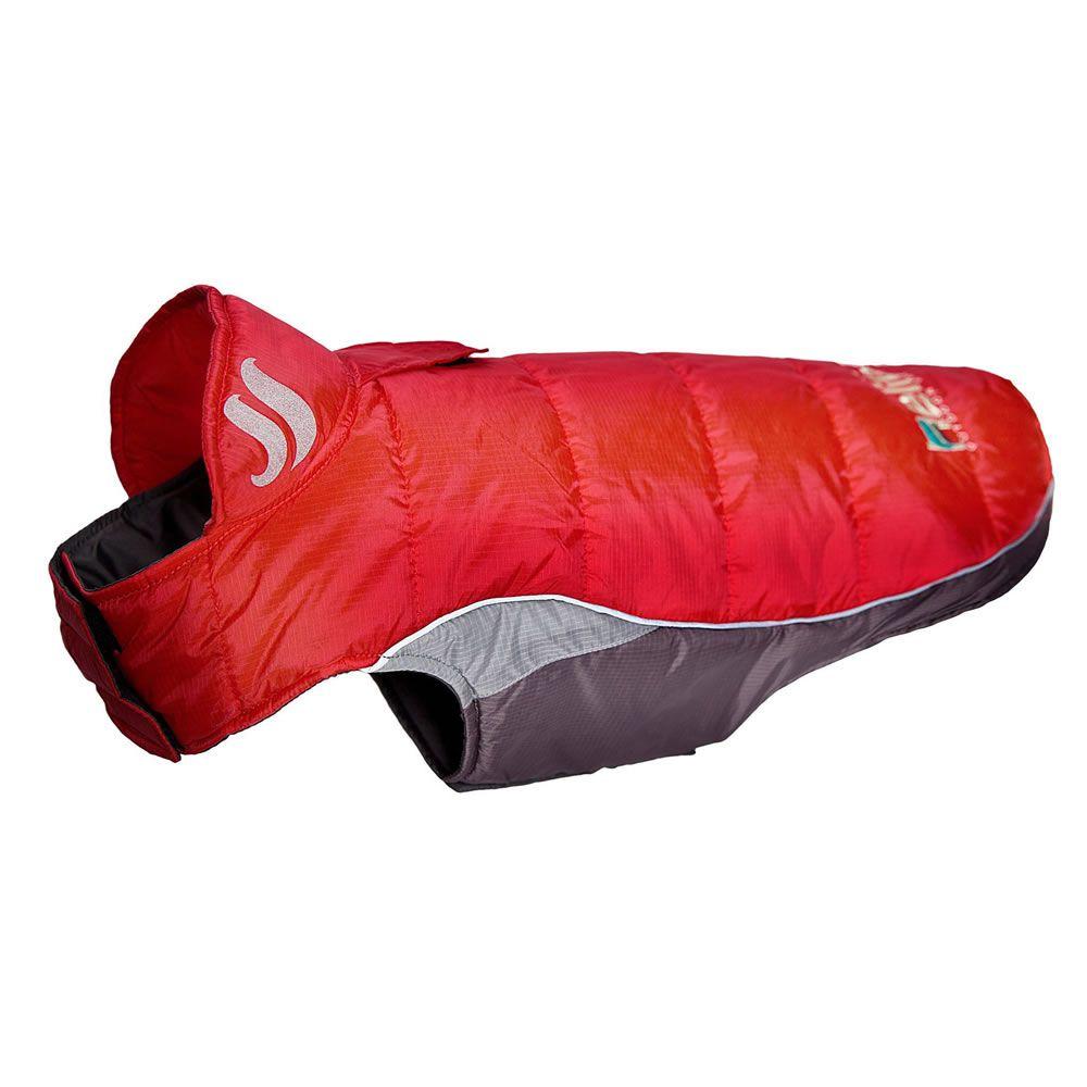 Capa Waterproof Rain Jacket Red - Dog Helios