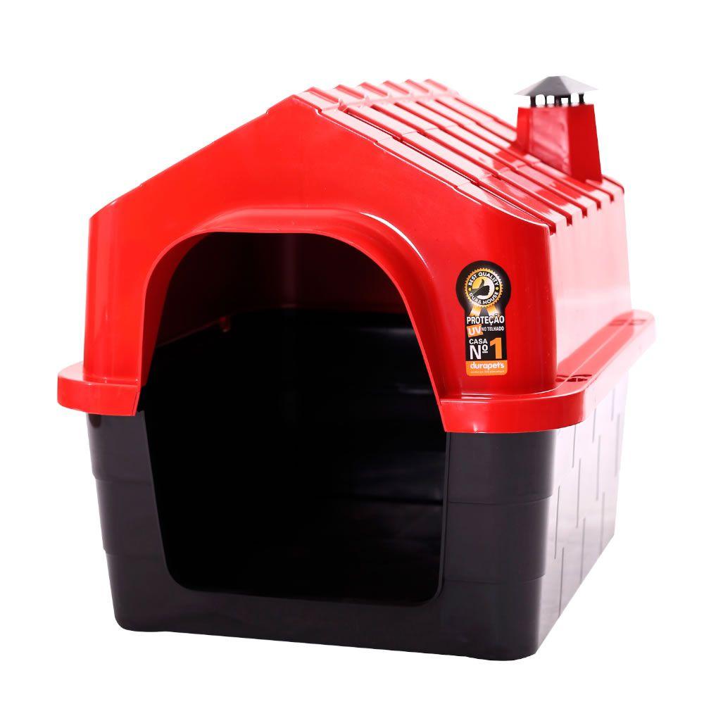 Casa DuraHouse Vermelha