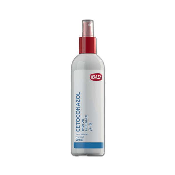 Cetoconazol 2% Spray - Ibasa