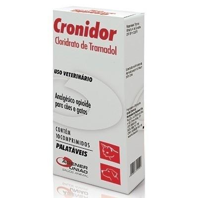 Cronidor (10 comprimidos)