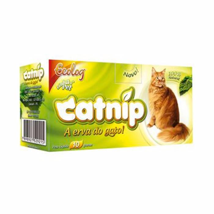 Erva Catnip Ecolog