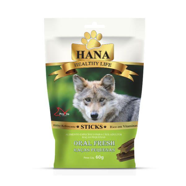 Hana Sticks Raças Pequenas Oral Fresh