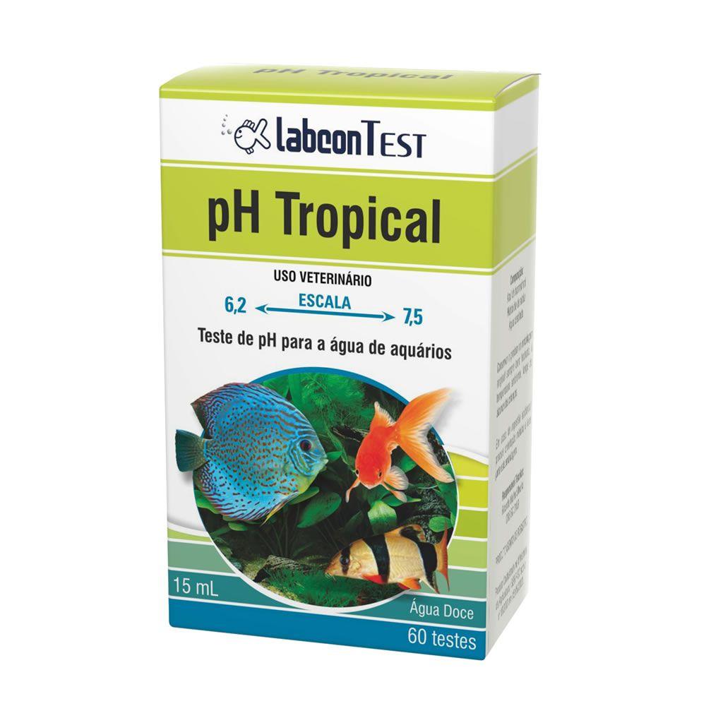 Labcon Test pH Tropical