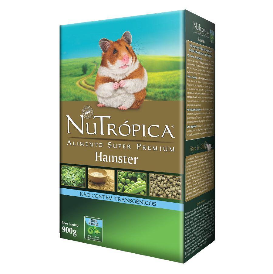 Nutrópica Hamster