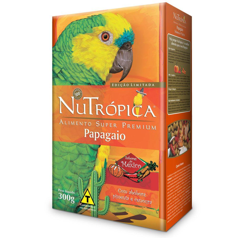 Nutrópica Papagaio Sabores do México