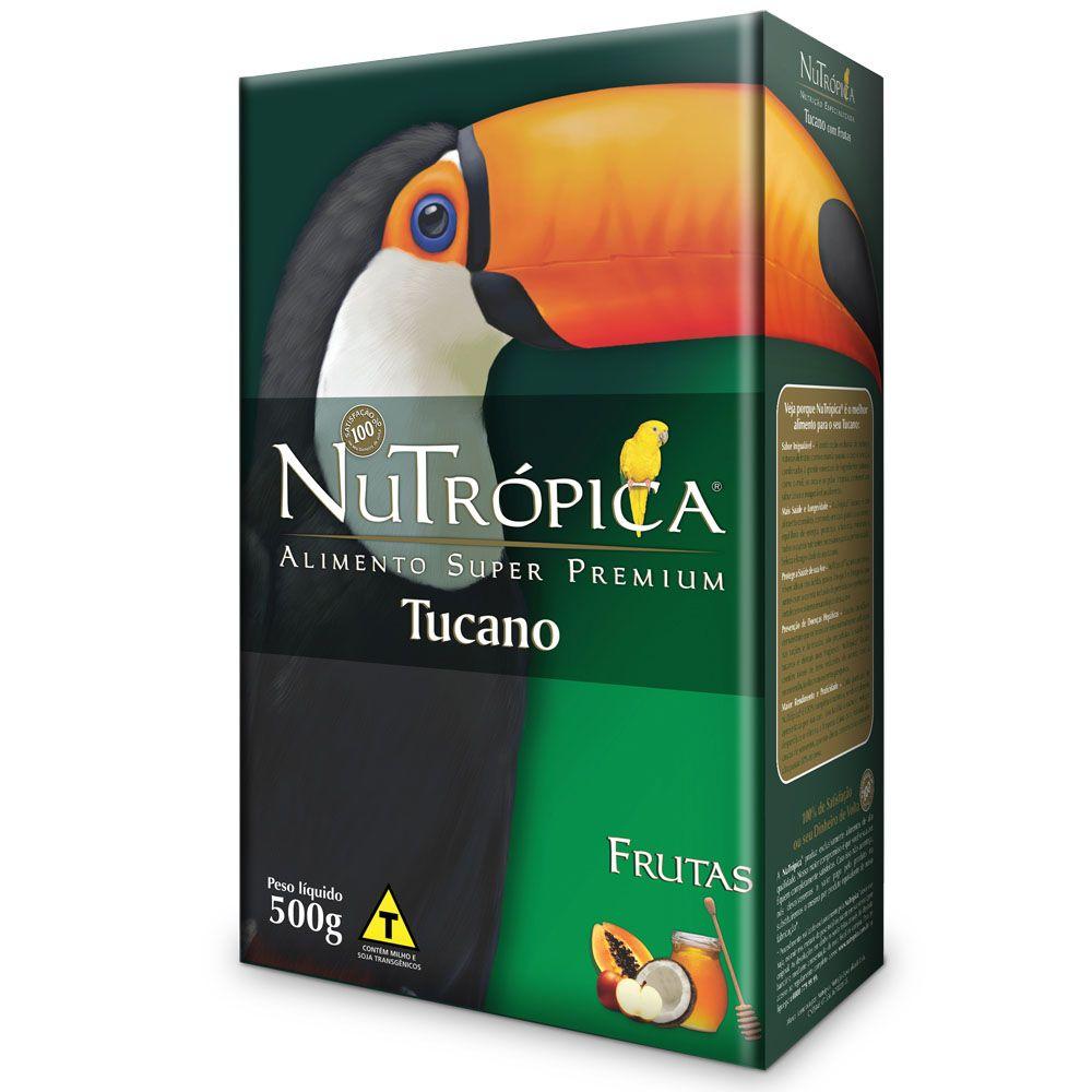Nutrópica Tucano com Frutas