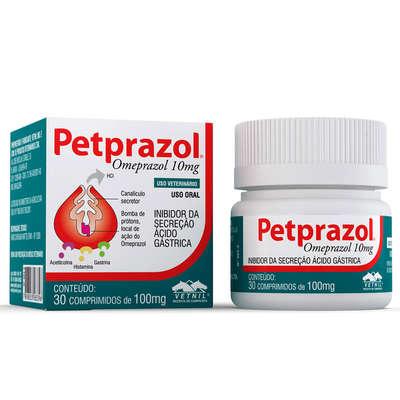 Petprazol 10mg (30 comprimidos)